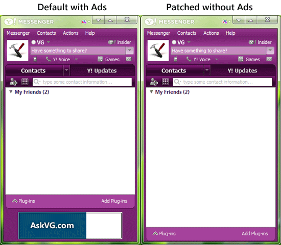 Disable_Yahoo_Messenger_Ads