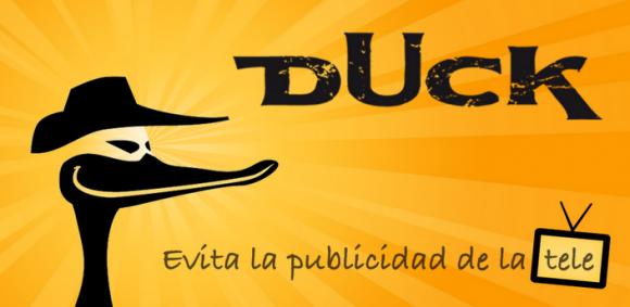 duck te avisa del fin de la publicidad