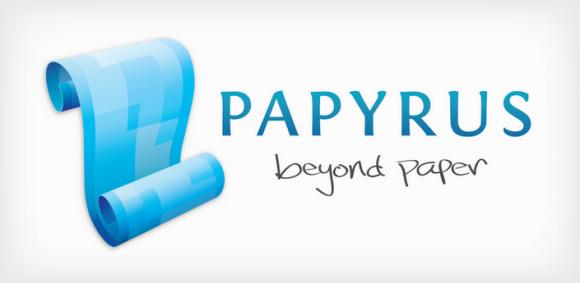 papyrus notas a mano en android