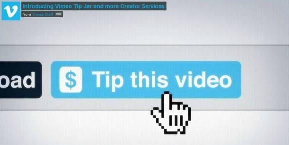 vimeo permitira ganar por los videos