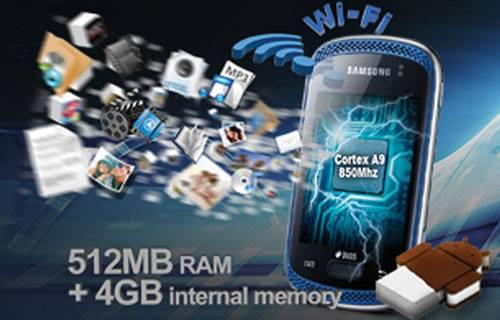 Nuevo Samsung Galaxy Music