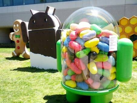 android-jelly-bean 4-1