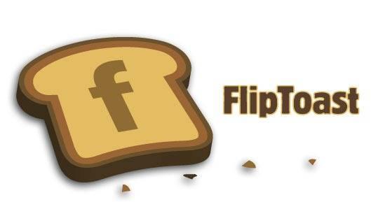 fliptoast para la gestion de redes sociales desde windows