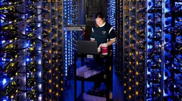 servidores centro de datos google
