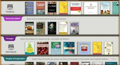 Lee libros en línea en Total Boox