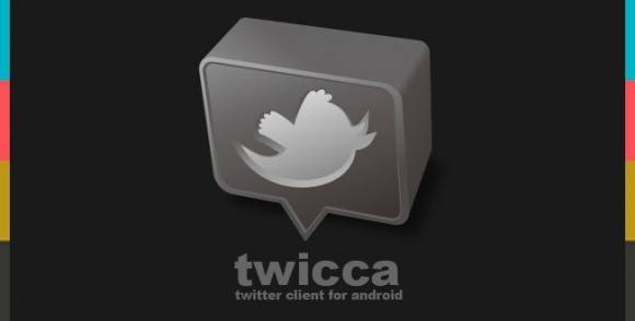 twicca cliente twitte para android