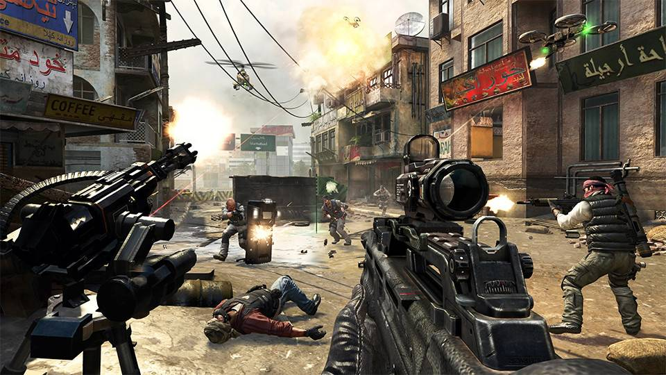 La guerra del futuro según la saga Call of Duty
