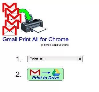 Extensión gmail