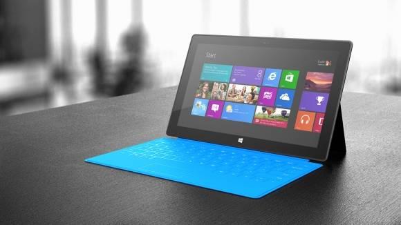 Surface rt tableta de microsoft