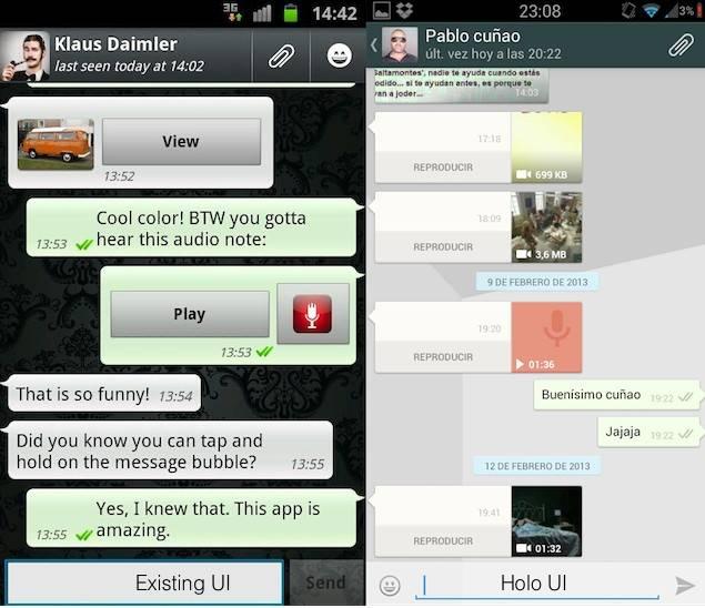 whatsapp-interfaz