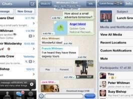 whatsapp-pgo iOS