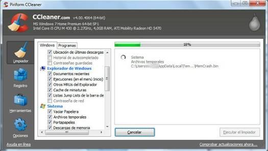 CCleaner 4.0