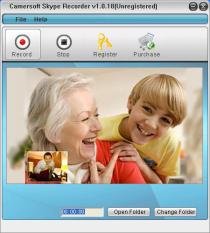 Camersoft Skype Recorder 1