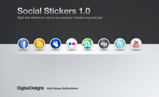 Social Stickers