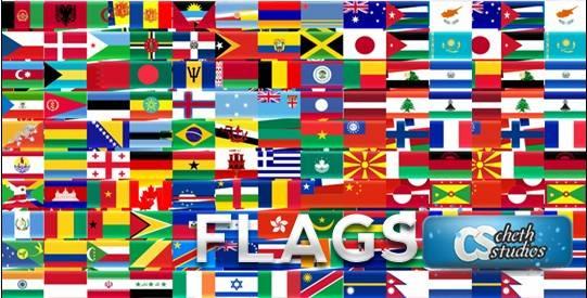 iconos de paises del mundo
