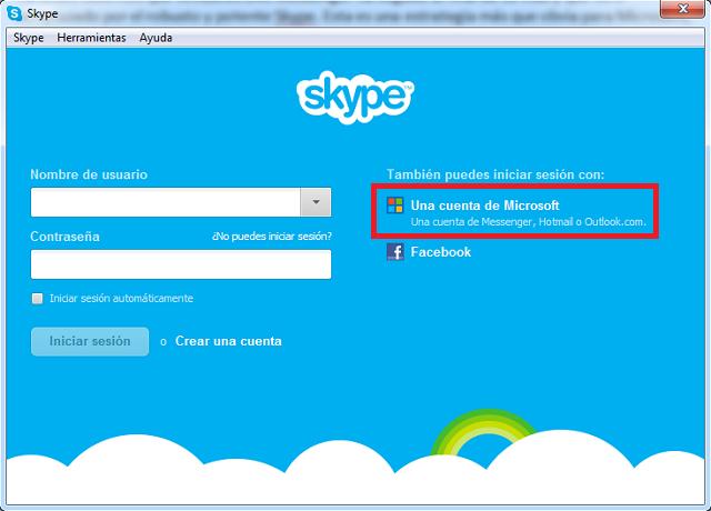 Messenger avisa de su cierre. Quedan solo días para pasarse a Skyppe