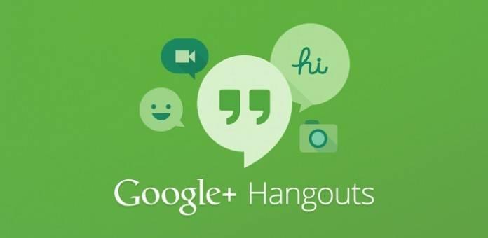 Google Hangouts oficial 1