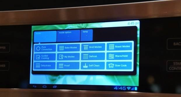 Horno Dacor Android CES