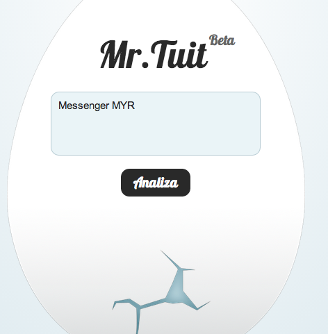 MR Tweet