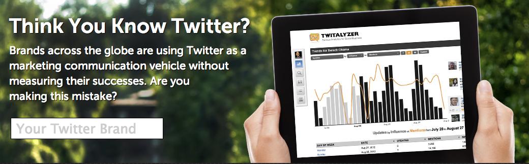 gestion Twitter