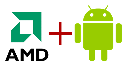 AMD Android Chrome