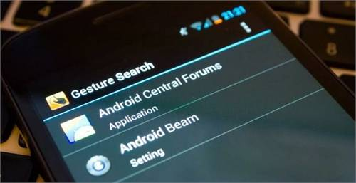 Google Gesture Search 2(1)