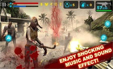 Juegos zombies Android 21