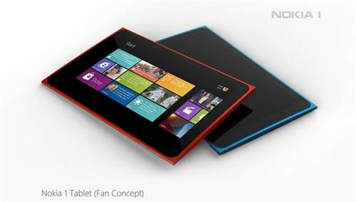 Nokia Zoom Tablets 1(1)