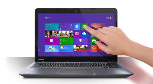 Toshiba Satellite U840t 1(1)