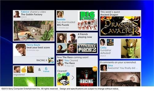 Interfaz PlayStation 4 2(1)