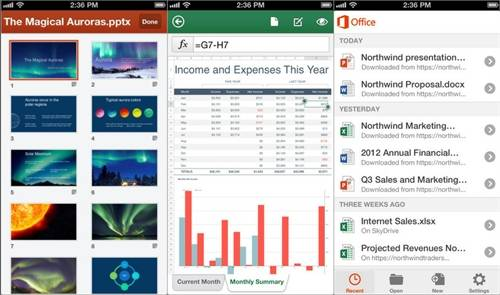 Office Mobile for Office 365 2(1)