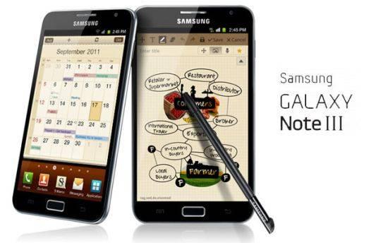 El nuevo Samsung Galaxy Note 3