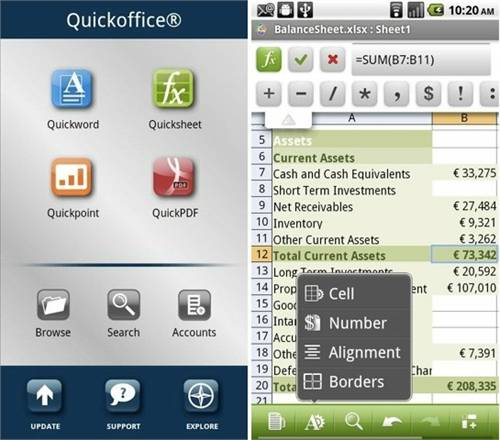 Quickoffice Android 2(1)