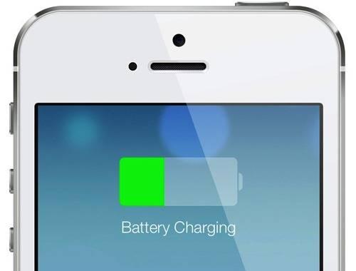 iOS 7 batería 1