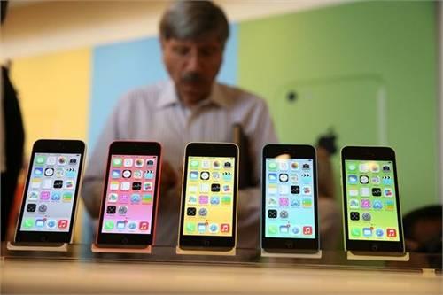 iPhone 5C ventas 2(1)
