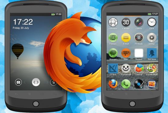 Firefox OS y su nueva actualizacion