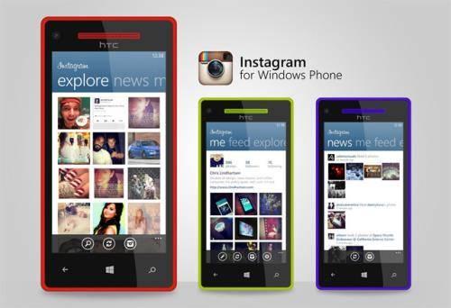 Instagram Windows Phone 2 (500x200)
