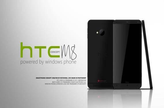 HTC M8 1