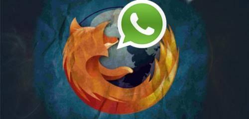 WhatsApp Firefox OS 1