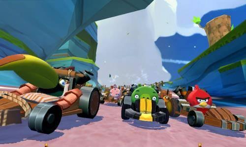 Angry Birds Go! 2 (500x200)