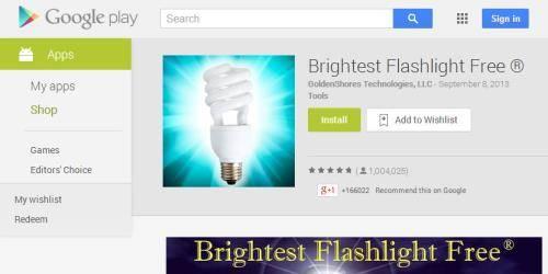 Brightest Flashlight Free 2 (500x200)