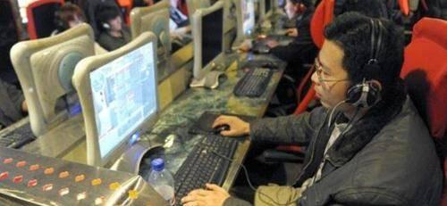 China videojuegos 1