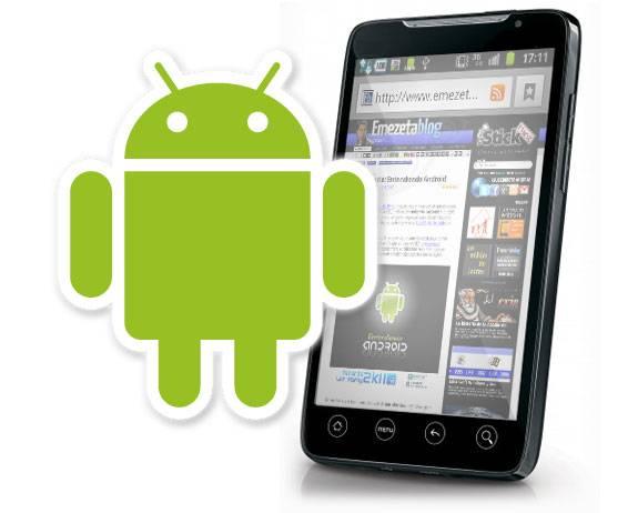 Datos consumo Android 1