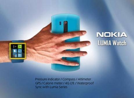 Nokia smartwatch 1