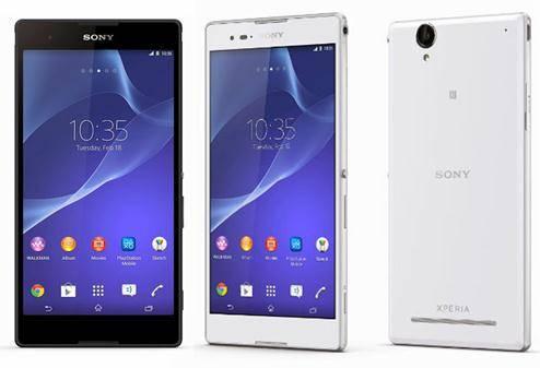 Sony Xperia T2 Ultra 1