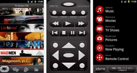 XBMC Remote 1