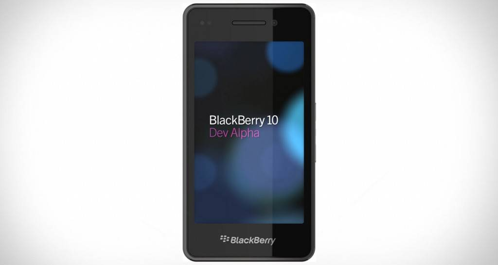 BlackBerry 10 1