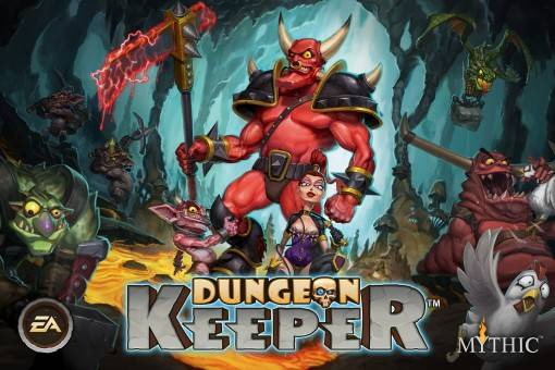 Dungeon Keeper Android 1