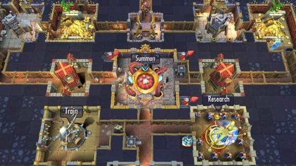 Dungeon Keeper Android 2