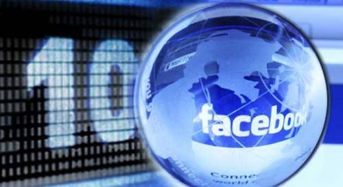 Facebook 10 años 2